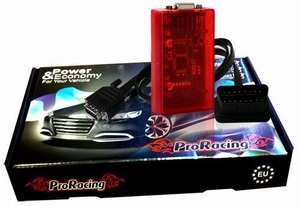 OBD2 TUNINGSKIT PLUG AND PLAY HI-BRIDE MOTOREN